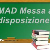 Termine chiusura accettazioni mad per eventuale stipula di contratti a tempo determinato a.s. 2019/2020