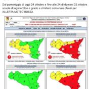 ORDINANZA DEL SINDACO DI CANICATTI